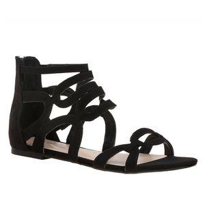 NEW! Nine West Deandra Style Flat Sandals